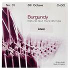 Bow Brand Burgundy 5th C Gut Str. No.31