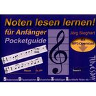 Tunesday Records Pocketguide Noten lesen lernen