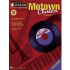 Hal Leonard Jazz Play Along Motown