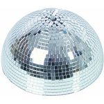 Eurolite Half Mirror Ball 30cm
