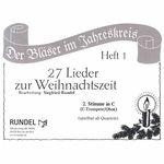Musikverlag Rundel 27 Lieder Weihnacht 2C