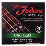 Fodera 4-String Set Nickel Ultralight