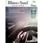 Alfred Music Publishing Blues & Soul Master for Piano