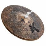 """Zildjian 15"""" K Custom Special Dry Hats"""
