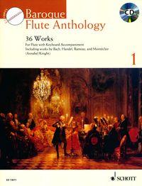 Schott Baroque Flute Anthology Vol.1