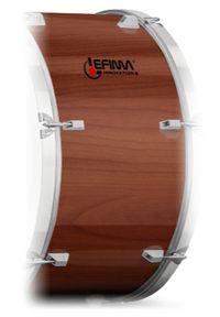Lefima Cylinder Color Walnut outdoor