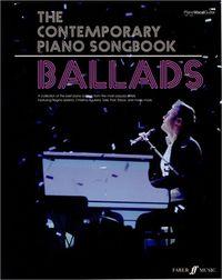 Faber Music Piano Songbook Ballads