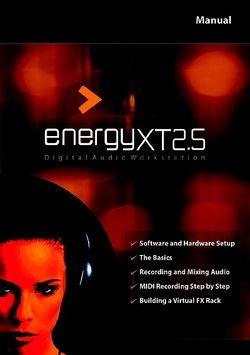 Manual: energyXT2.5
