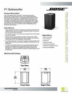 bose l1 model 2 manual