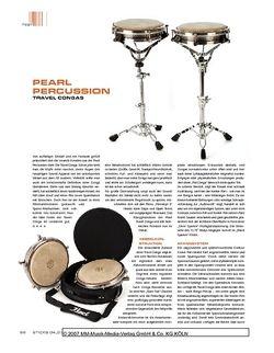 Sticks Pearl Percussion