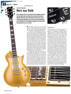 Guitar gear E-Gitarre - ESP LTD EC-1000 MGO