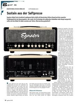 Guitar gear Amp - Egnater Rebel-30 Head & Rebel-112X