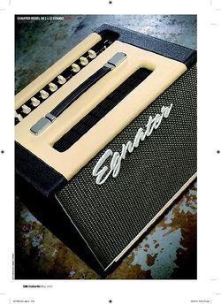 Guitarist Egnater Rebel 30 1 x 12 combo