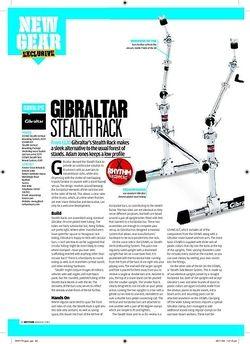 Rhythm GIBRALTAR STEALTHRACK
