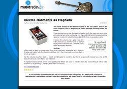 MusicRadar.com Electro-Harmonix 44 Magnum