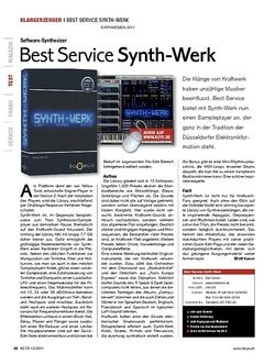 KEYS Best Service Synth-Werk