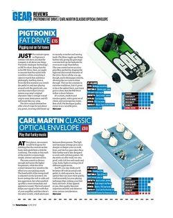 Total Guitar CARL MARTIN CLASSIC OPTICAL ENVELOPE