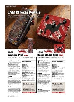 Guitarist JAM Red Muck