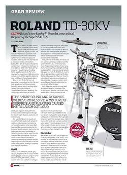 Rhythm ROLAND TD 30KV