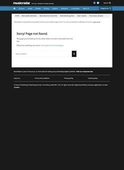 MusicRadar.com Behringer X32 Digital Mixing Console