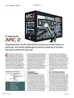 KEYS IK Multimedia ARC 2