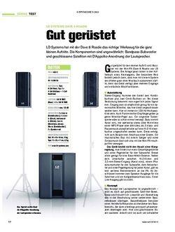 Tastenwelt LD Systems Dave 8 Roadie