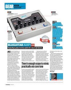 Total Guitar BluGuitar Amp1