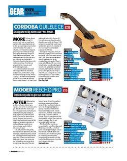 Total Guitar Cordoba Guilele Ce