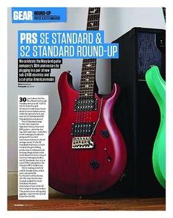 Total Guitar Prs Se Standard 24