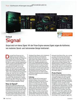 KEYS Output Signal