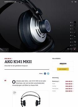 Kopfhoerer.de AKG K-141 MKII