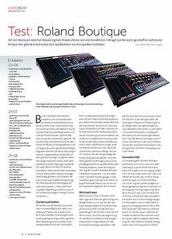 Beat Roland Boutique
