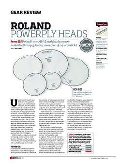 Rhythm Roland Powerply Heads