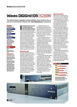 Future Music Waves DiGiGrid IOS