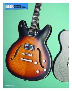 Total Guitar Hagstrom Viking Deluxe Baritone