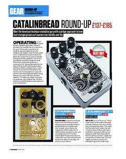 Total Guitar Catalinbread Round-Up
