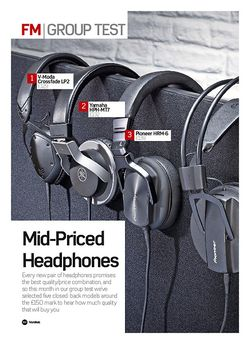 Future Music Mid-priced Headphones