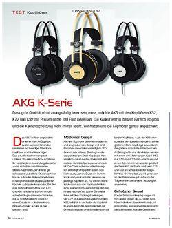 KEYS AKG K-Serie