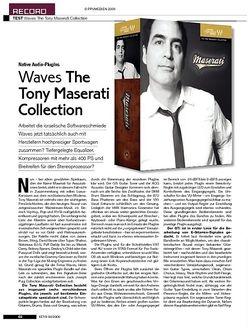 KEYS Waves The Tony Maserati Collection
