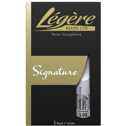 Signature Tenor-Sax 3 Legere