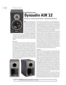 Air12 Master A+D