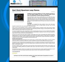 Quantum Leap Pianos Gold