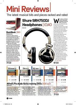 SRH750 DJ
