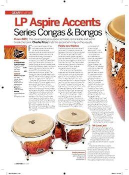 A601-AW Aspire Bongo Set