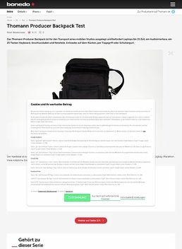 Producer Backpack