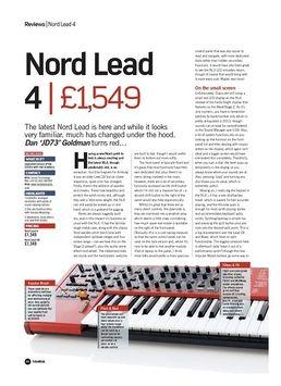 Nord Lead 4 Rack