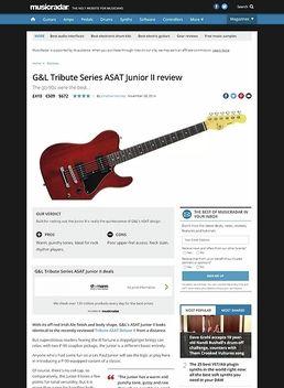 Tribute Asat Junior II IA