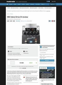 Valve Drive DI