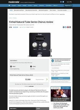 Natural Tube Series Chorus