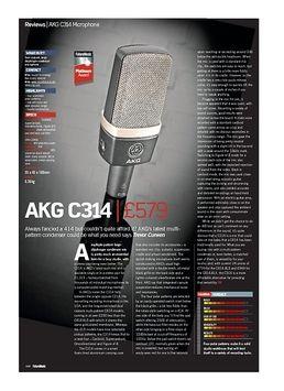 C314 Stereo